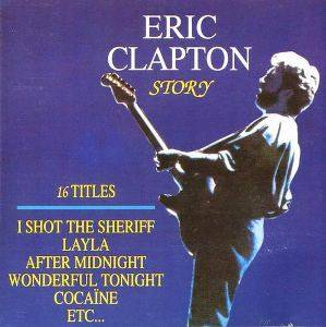 Eric Clapton: Story - Cover