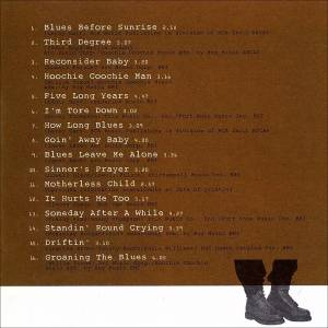 Eric Clapton: From The Cradle (CD) - Bild 2