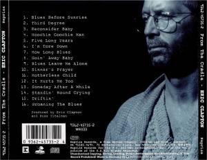 Eric Clapton: From The Cradle (CD) - Bild 8