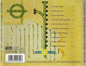 Skyclad: Prince Of The Poverty Line (CD) - Bild 2