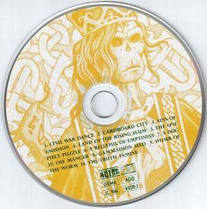 Skyclad: Prince Of The Poverty Line (CD) - Bild 3