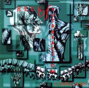 Carcass: Reek Of Putrefaction (CD) - Bild 1