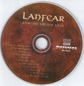 Lanfear: Another Golden Rage (CD) - Bild 3