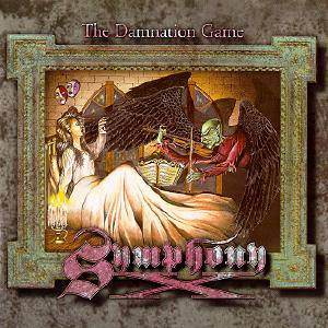 Symphony X: Damnation Game, The - Cover