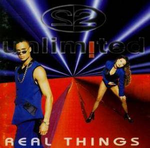 Cover - 2 Unlimited: Real Things