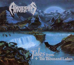 Amorphis: Tales From The Thousand Lakes (CD) - Bild 1