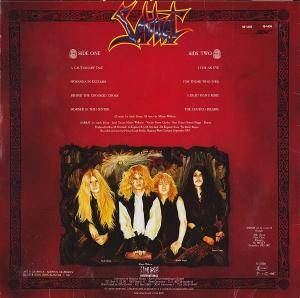 Sabbat: History Of A Time To Come (LP) - Bild 2
