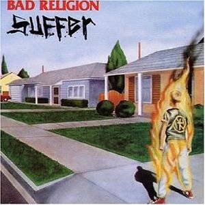 Cover - Bad Religion: Suffer