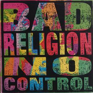 Cover - Bad Religion: No Control