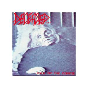 Deceased...: Luck Of The Corpse - Cover