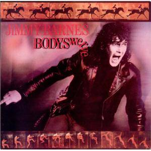 Jimmy Barnes: Bodyswerve - Cover