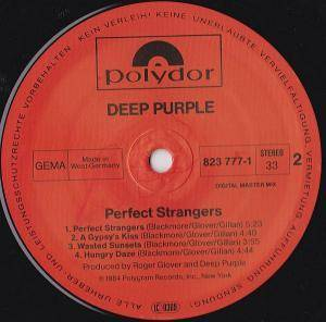 Deep Purple: Perfect Strangers (LP) - Bild 5
