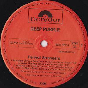 Deep Purple: Perfect Strangers (LP) - Bild 6