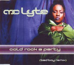 Cover - MC Lyte: Cold Rock A Party