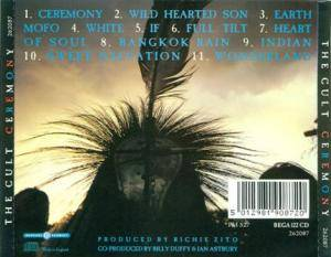 The Cult: Ceremony (CD) - Bild 4