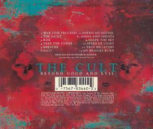 The Cult: Beyond Good And Evil (CD) - Bild 2