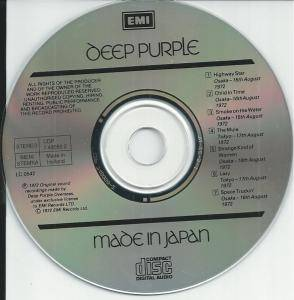 Deep Purple: Made In Japan (CD) - Bild 3