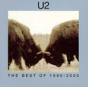 U2: Best Of 1990-2000, The - Cover