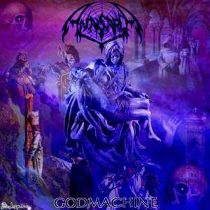 Cover - Anasarca: Godmachine