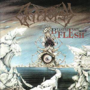 Cover - Cryptopsy: Blasphemy Made Flesh