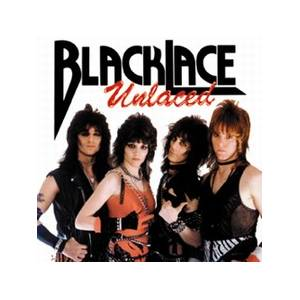 Blacklace: Unlaced - Cover