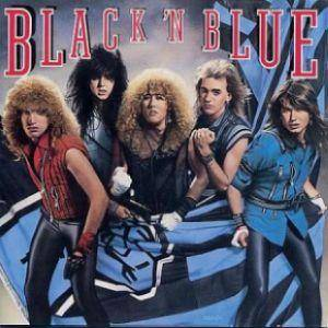 Black'n Blue: Black'n Blue - Cover