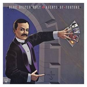 Cover - Blue Öyster Cult: Agents Of Fortune
