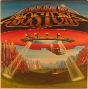 Boston: Don't Look Back - Cover