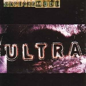 Depeche Mode: Ultra - Cover