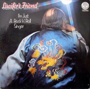 Cover - Lucifer's Friend: I'm Just A Rock 'n' Roll Singer