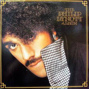 Philip Lynott: Philip Lynott Album, The - Cover