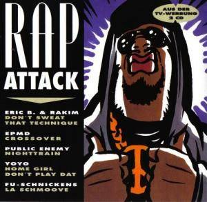 Cover - Brotherhood Creed: Rap Attack