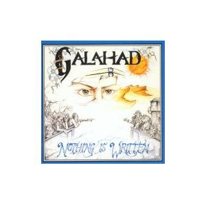 Cover - Galahad: Nothing Is Written