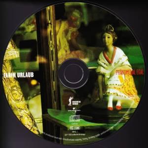 Farin Urlaub: Phänomenal Egal (Single-CD) - Bild 3