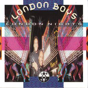 London Boys: London Nights - Cover