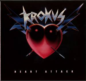 Krokus: Heart Attack (LP) - Bild 1