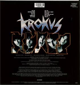 Krokus: Heart Attack (LP) - Bild 2