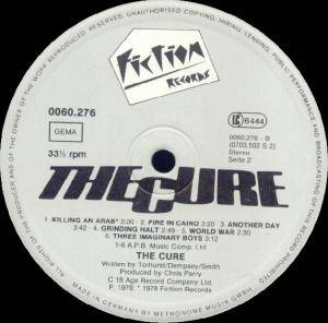 The Cure: Boys Don't Cry (LP) - Bild 4