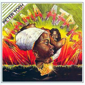 Peter Tosh: Mama Africa - Cover