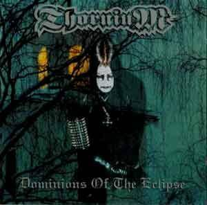 Thornium: Dominions Of The Eclipse - Cover