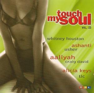 Touch My Soul - The Finest In Black Music Vol. 23 - Cover