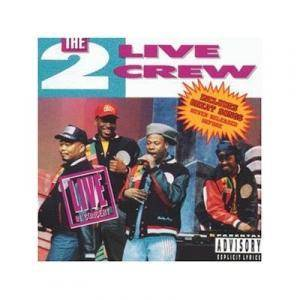 2 Live Crew: Live In Concert - Cover