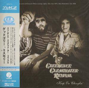 Cover - Creedence Clearwater Revival: Keep On Chooglin'