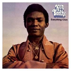 Cover - Ken Boothe: Everything I Own