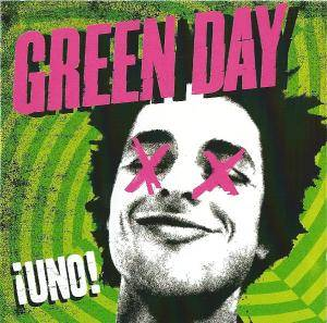 Green Day: ¡Uno! - Cover
