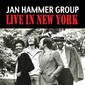 Cover - Jan Hammer Group: Live In New York