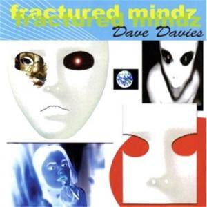 Cover - Dave Davies: Fractured Mindz