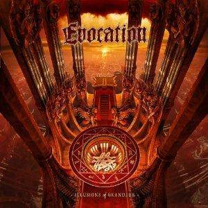Evocation: Illusions Of Grandeur - Cover