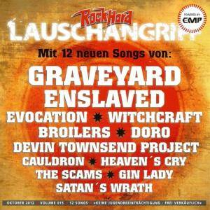 Rock Hard - Lauschangriff Vol. 015 (CD) - Bild 1