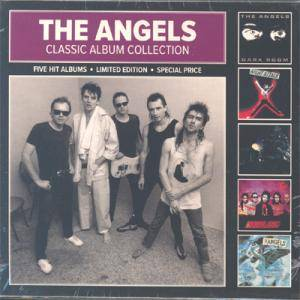 Cover - Angels, The: Classic Album Collection